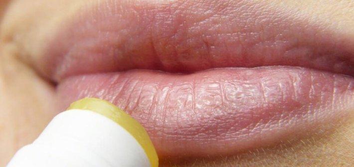 Miękkie, pełne i zadbane usta